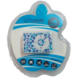 Other CHL Digital Readable upto 4 GB MP3 Music Player - Blue