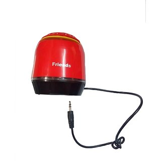 Other CHL FM Radio  Device Speaker - Red