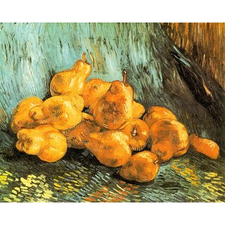 The Museum Outlet - Still Life with Quinces by Van Gogh - Poster Print Online Buy (24 X 32 Inch)