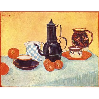 The Museum Outlet - Still life by Van Gogh - Poster Print Online Buy (24 X 32 Inch)