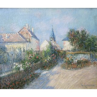 The Museum Outlet - Le Vaudreuil, 1916 - Poster Print Online Buy (24 X 32 Inch)