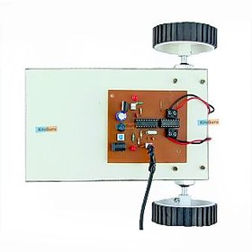 Educational DIY Sciecnc Kit LGKT014 DTMF Robot
