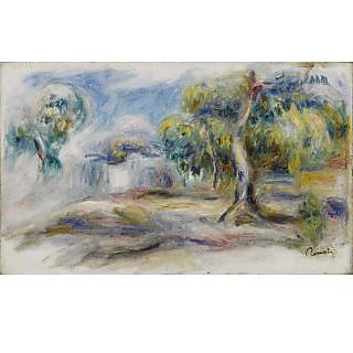 The Museum Outlet - Landscape, 1910-14 03 - Poster Print Online Buy (30 X 40 Inch)