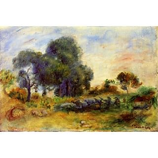 The Museum Outlet - Landscape, 1913 - Poster Print Online Buy (30 X 40 Inch)