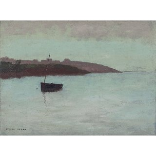 The Museum Outlet - Fishing Boat, 1875 - Poster Print Online Buy (30 X 40 Inch)