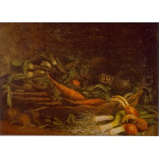 The Museum Outlet - Vegetables - Poster Print Online Buy (24 X 32 Inch)