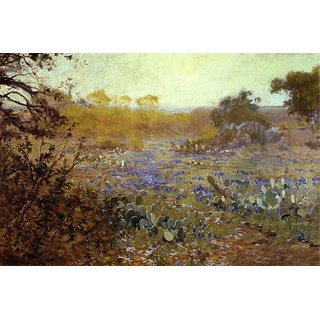 The Museum Outlet - Spring Morning, 1911 - Poster Print Online Buy (30 X 40 Inch)