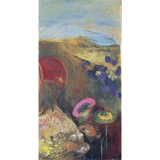 The Museum Outlet - Strange Flowers, 1910 - Poster Print Online Buy (30 X 40 Inch)