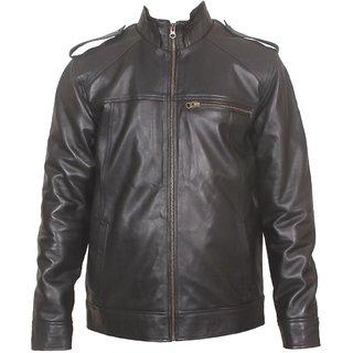 Stylish PU leather Biker Jackets For Men
