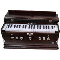 Oriental Music Palace 2 Reeds, 3.25 Octaves, 7 Stops, Double Bellows Harmonium Sdl622376003