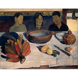 The Museum Outlet - Gauguin - The Meal - Poster Print Online Buy (24 X 32 Inch)