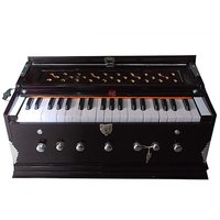 Oriental Music Palace 7 Stopper Harmonium - 39 Keys Sdl433287216