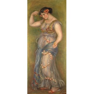 The Museum Outlet - Dancer with Castanettes, 1909 - Poster Print Online Buy (24 X 32 Inch)