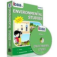 Idaa Class 1 Environmental Studies Educational CBSE (CD) - 97852916