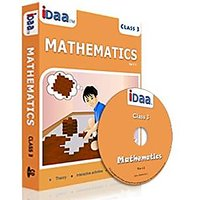 Idaa Class 3 Mathematics Educational CBSE (CD)