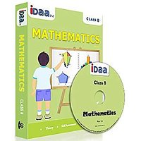 Idaa Class 8 Mathematics Educational CBSE (CD) - 97853038