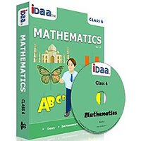 Idaa Class 6 Mathematics Educational CBSE (CD)