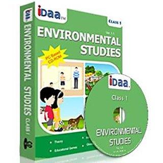 Idaa Class 1 Environmental Studies Educational CBSE (CD)