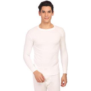 Neva Esancia White Full Sleeve Thermal For Men