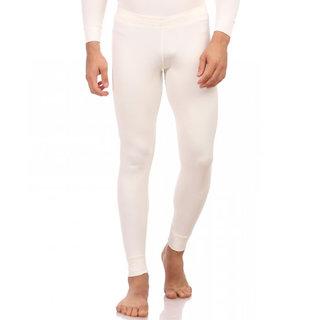 Neva SoFit White Lower Thermal For Men