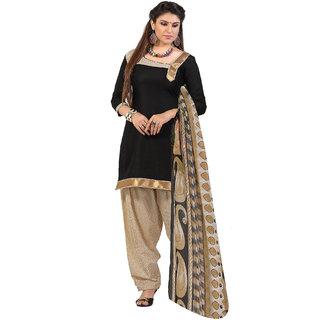 Manvaa Women's  Salwar Suit Dress Material With Dupatta