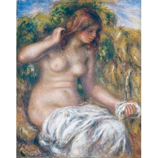 The Museum Outlet - Woman by Spring, 1914 - Poster Print Online Buy (30 X 40 Inch)