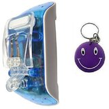 Universal Mobile Battery Charger Best Quality With Free Smiley Key Chain.