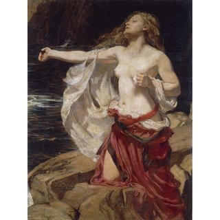 The Museum Outlet - Ariadne, c.1905 - Poster Print Online Buy (24 X 32 Inch)