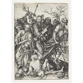 The Museum Outlet - The capture. 1470-1490 - Poster Print Online Buy (24 X 32 Inch)