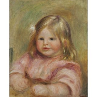 The Museum Outlet - Portrait of Coco, 1903-04 - Poster Print Online Buy (24 X 32 Inch)