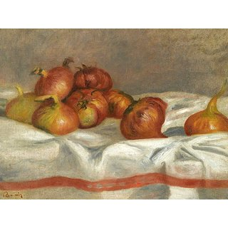 The Museum Outlet - Still Life with Onions and Tomatoes, 1912 - Poster Print Online Buy (24 X 32 Inch)