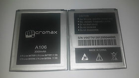 Replacement Battery For Micromax Unite 2 A106