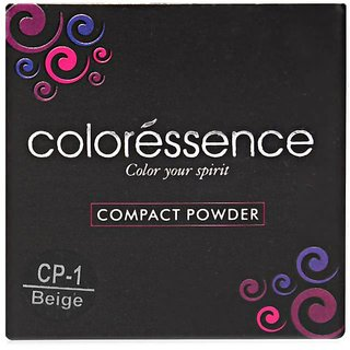 Coloressence Compact Powder - Beige CP1