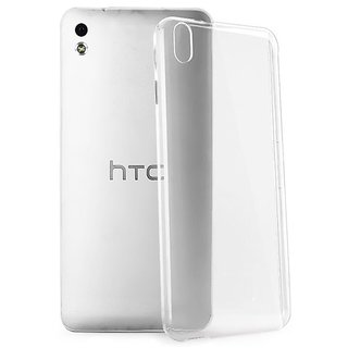Heirloom Quality HTC Desire 816 Transparent Flaxible Cover