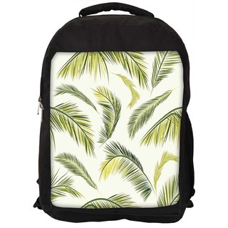 Snoogg Seamless Background Digitally Printed Laptop Backpack