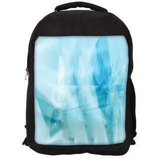Snoogg Abstract Art Work Digitally Printed Laptop Backpack