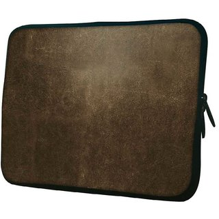 Snoogg Concrete Texture Abstract 10.2 Inch Soft Laptop Sleeve