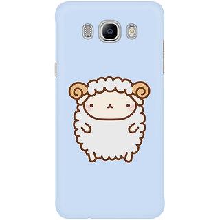 Dreambolic Cute Sheep Mobile Back Cover