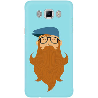 Dreambolic A Beards Tale Graphic Mobile Back Cover