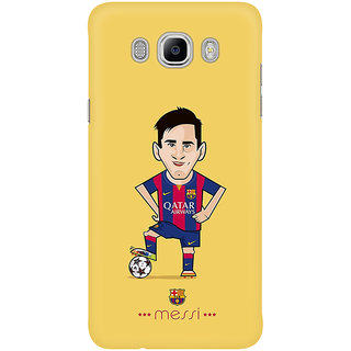Dreambolic Messi Graphic Mobile Back Cover