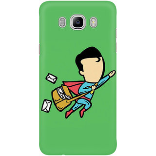 Dreambolic Super Man !   The Air Mail Serivce Mobile Back Cover