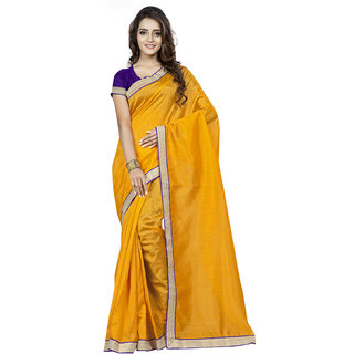 Mahiyar Yellow Silk