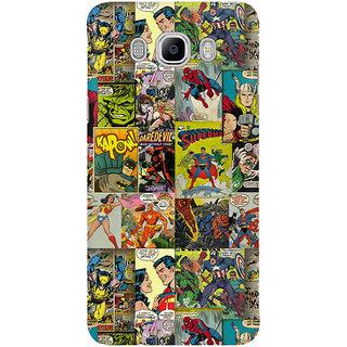 Dreambolic Comic Mobile Back Cover