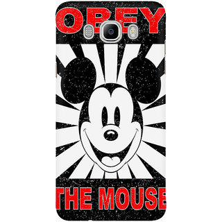 Dreambolic Obey The Mouse Mobile Back Cover