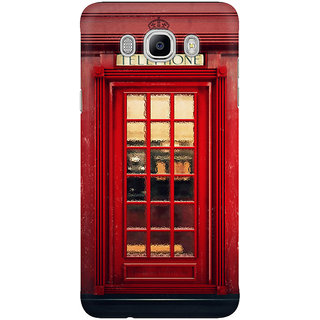 Dreambolic Magical Telephone Booth Mobile Back Cover
