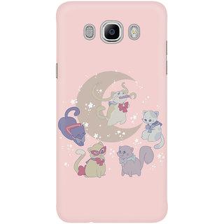 Dreambolic Sailor Mewn Mobile Back Cover
