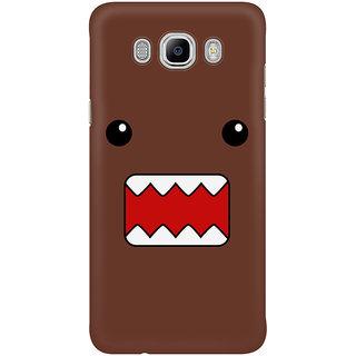 buy dreambolic domo kun brown japanese monster mobile back cover