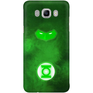 Dreambolic Green Lantern Mobile Back Cover