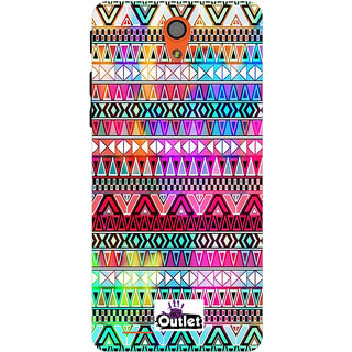 HIGH QUALITY PRINTED BACK CASE COVER FOR INFOCUS M260 ALPHA 54