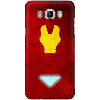 Dreambolic Iron Man Avengers Movie Variant Mobile Back Cover